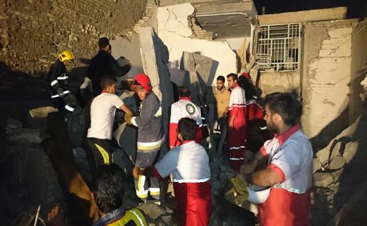 انفجاز گاز در اهواز باز هم حادثه ساز شد