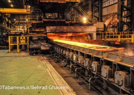 تحویل آخرین سری ورقهای فولادی پروژه ملی انتقال نفت از گوره به جاسک