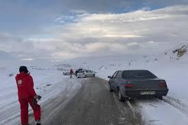 مسیر دسترسی به ۶ روستای دهدز خوزستان مسدود شد