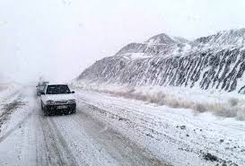 ارتفاعات خوزستان را سفیدپوش شد