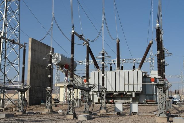 بهره برداری از دو پروژه فوق توزیع پست و خط برق در خوزستان