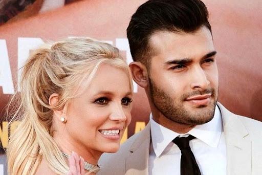 بریتنی اسپیرز از نامزدی خود با سام اصغری خبر داد