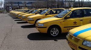 افزایش ۳۵درصدی نرخ کرایه تاکسی در کشور