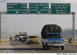 استقرار گشت ها و اکیپ های راهداری خوزستان در محورها برای سفرهای تابستانی