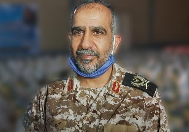 سپاه برای امنیت مرزهای ایران اسلامی جانفشانی میکند
