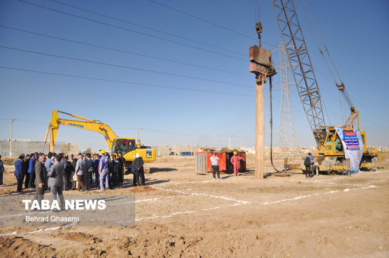 دستگاه حفاری ۷۴ فتح در موقعیت میدان نفتی نام آوران اثبات و عملیاتی شد
