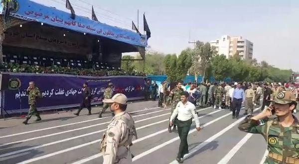 طراح عملیات تروریستی رژه اهواز تحت بازجویی نیروهای اطلاعاتی و امنیتی در تهران است