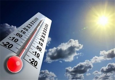 دمای هوا کاهش می یابد