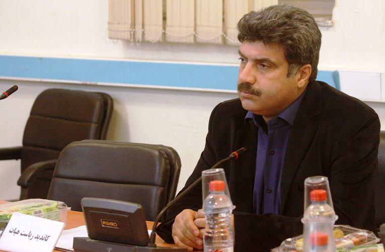 رییس هیات پزشکی ورزشی خوزستان انتخاب شد