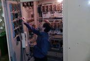 سیستم اتوماتیک ولتاژ رگلاتور (AVR) واحد دو نیروگاه سد دز راه اندازی شد
