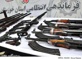 دستگیری ۱۱۳ نفر از دارندگان سلاح غیر مجاز در خوزستان