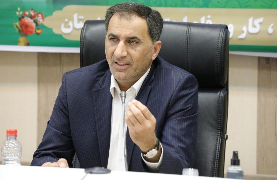 مشکلات خوزستان مربوط به استاندار قبلی است
