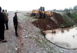 احاریم و بستر در حوضه کارون در شهرستان شادگان آزادسازی شد
