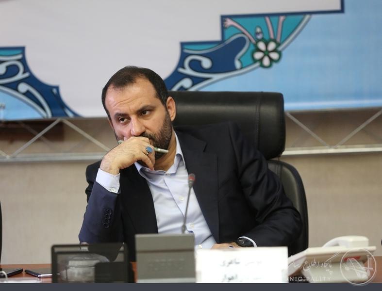 تاکید شهردار اهواز بر لزوم اجرا و اتمام پروژه های استقبال از بهار در موعد مقرر