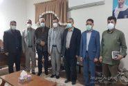دیدار شهردار منتخب اهواز با فرماندهی سپاه حضرت ولیعصر (عج)