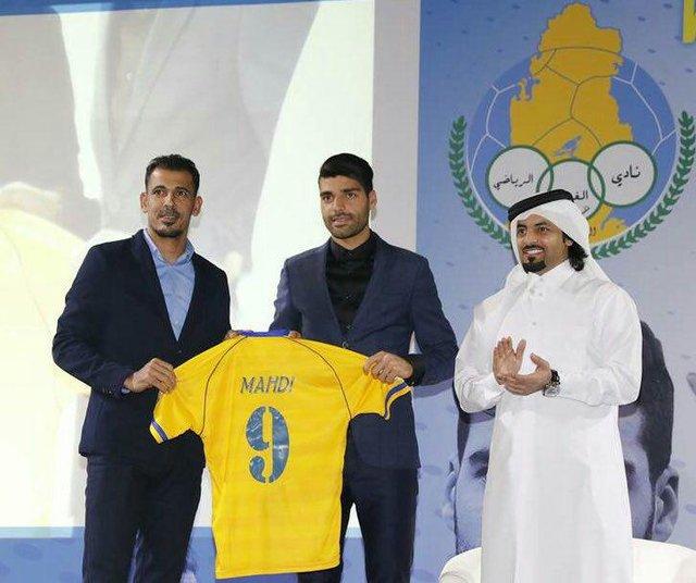 توصیف جالب روزنامه قطری از طارمی ؛ بازیکنی برای لیگ قهرمانان آسیا