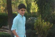 علی لندی، نوجوان فداکار ایذهای درگذشت