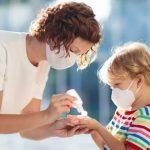 راههای محافطت از کودکان در برابر کووید۱۹