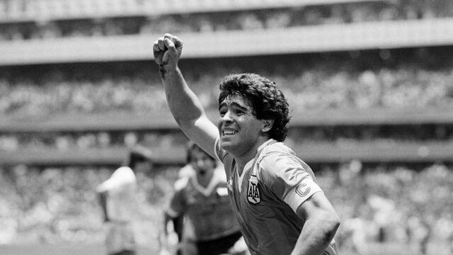 مارادونا همهی فوتبال بود؛ همهی فوتبال