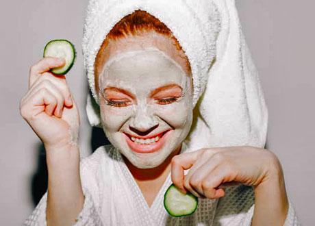 بهترین ماسکهای خانگی برای رفع خشکی پوست