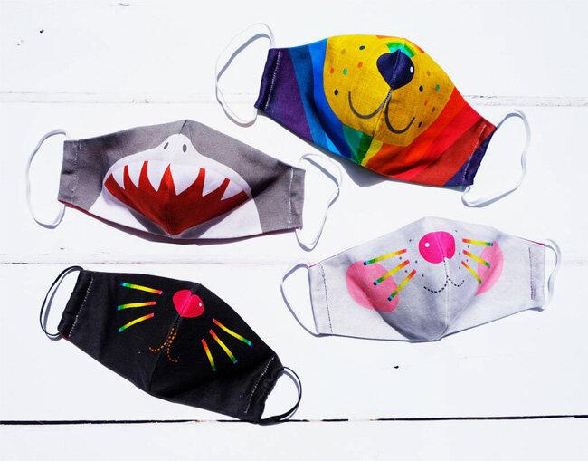 ماسک پارچهای اثربخشی برای کووید ۱۹ ندارد