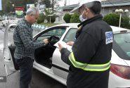 ممنوعیت تردد در محورهای ورودی و خروجی شهرستان بهبهان