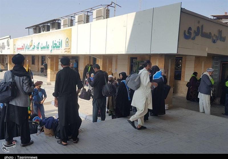 جمعی از زایران اربعین حسینی از مرز شلمچه برگردانده شدند