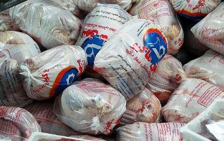 توزیع مرغ منجمد در خوزستان ادامه مییابد