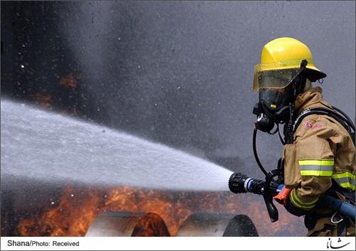 انفجار گاز در اهواز باعث تخریب منزل مسکونی شد