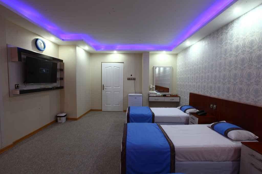 هتل نیشکر برای دومین سال متوالی برتر شد