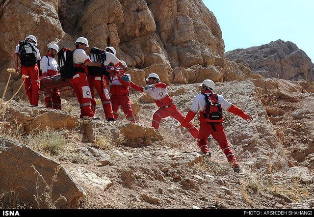 اعزام تیمهای ارزیاب به مناطق زلزلهزده اندیکا