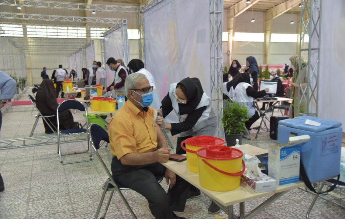لزوم تعیین ضربالاجل افزایش ضریب واکسیناسیون در خوزستان