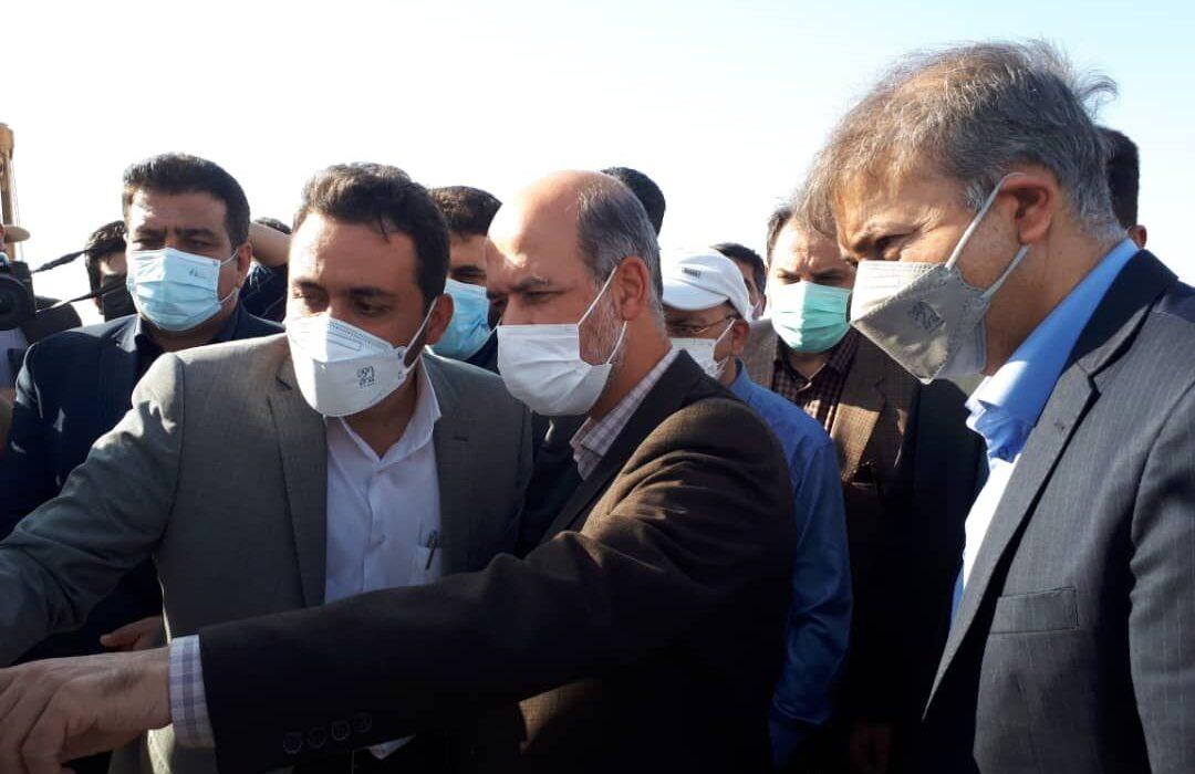 پایداری آب آشامیدنی در ۲۶ شهرستان خوزستان با تکمیل پروژه غدیر