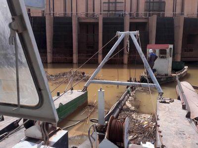 لایروبی ایستگاه های پمپاژ ویس و شرکت نفت به پایان رسید