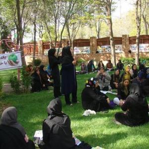 جانمایی پارک بانوان گلستان که در زمان شهرداری و شورای قبل بوده ایراد دارد