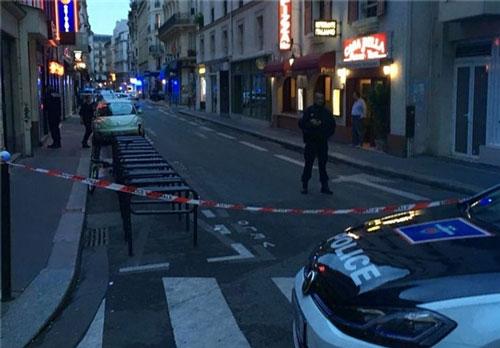 حمله خونین داعش به پاریس