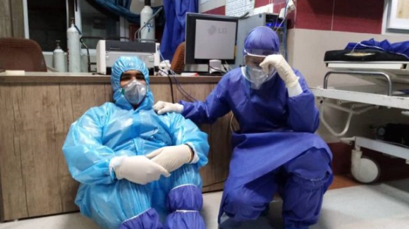 وضعیت انبوه بیماران در اهواز نگرانکننده است