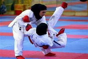 خوزستان قهرمان مسابقات مجازی کاراته کشور شد