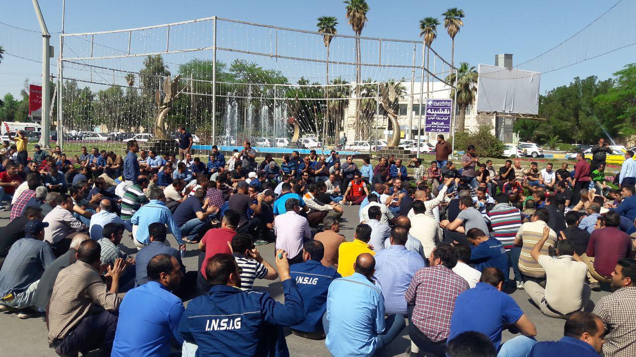 واکنش رئیس دولت اصلاحات به اعتراضات در خوزستان