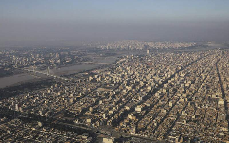 هوای سه شهر خوزستان در وضعیت هشدار قرار گرفت