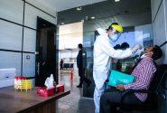 دومین مرکز غربالگری بیماریهای تنفسی در آبادان راهاندازی شد