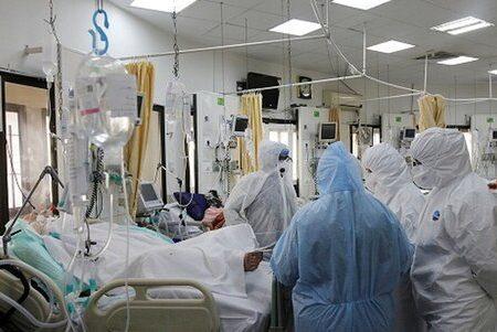 اشغال ۵۰ درصد تختهای کرونایی بیمارستان امیرالمومنین(ع) اهواز