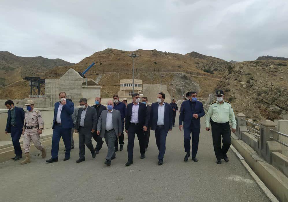 سفر اعضای کمیسیون امنیت ملی به مناطق مرزی خوزستان