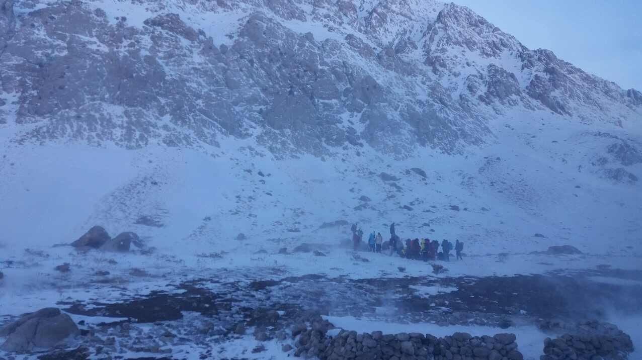 رشد حوادث کوهنوردی در ۴ماهه اول امسال