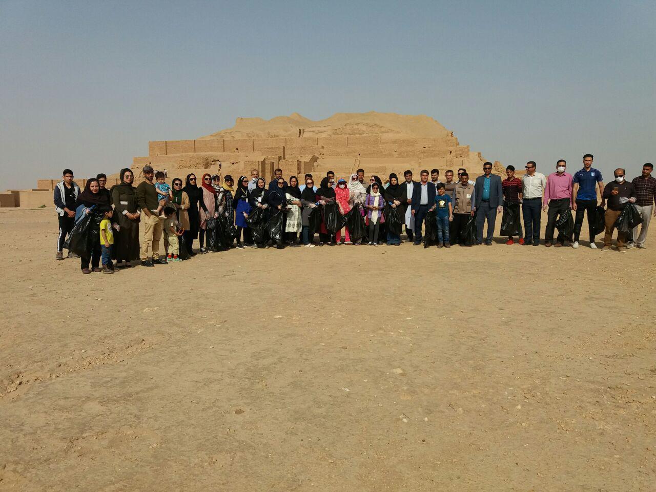 انجمن دوستداران میراث فرهنگی و گردشگری شوش گردهم آمدند