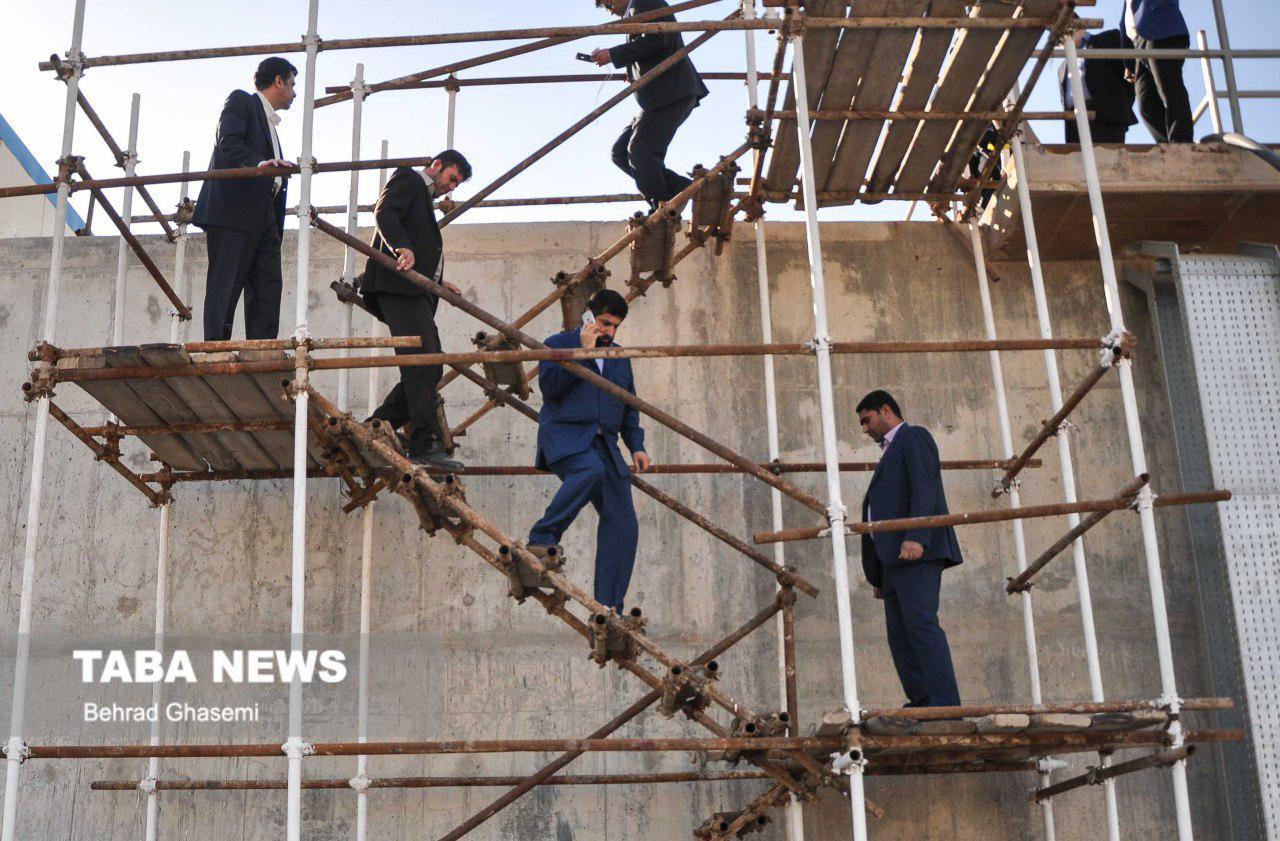 آغاز طرح های مهم و زیر ساختی توسط شهرداری اهواز قابل تقدیر است