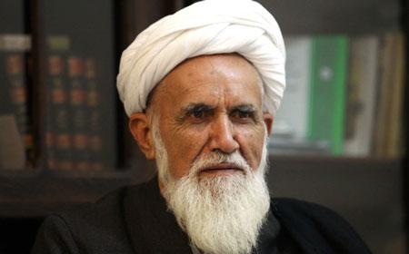 آیت الله حائری از رئیس اصلاحات حلالیت خواست