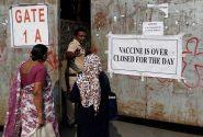 عکس رویترز از تشدید بحران کرونا در هند