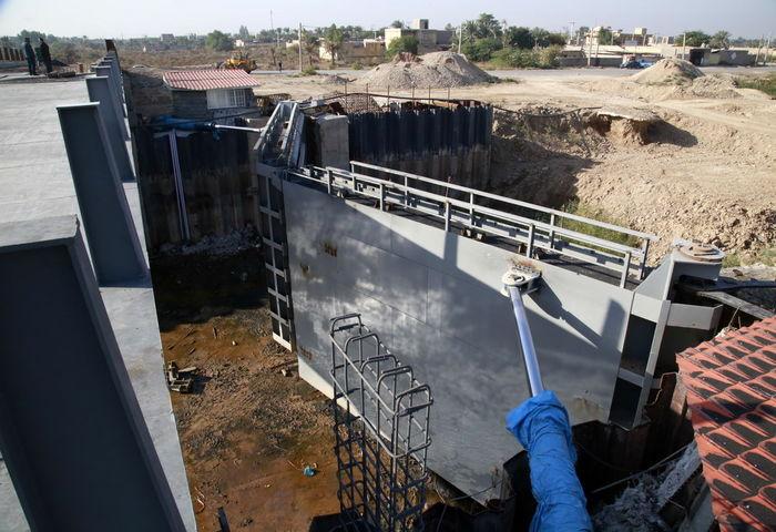 معبر کشتیرانی بالادست رودخانه بهمنشیر ماه آینده افتتاح می شود