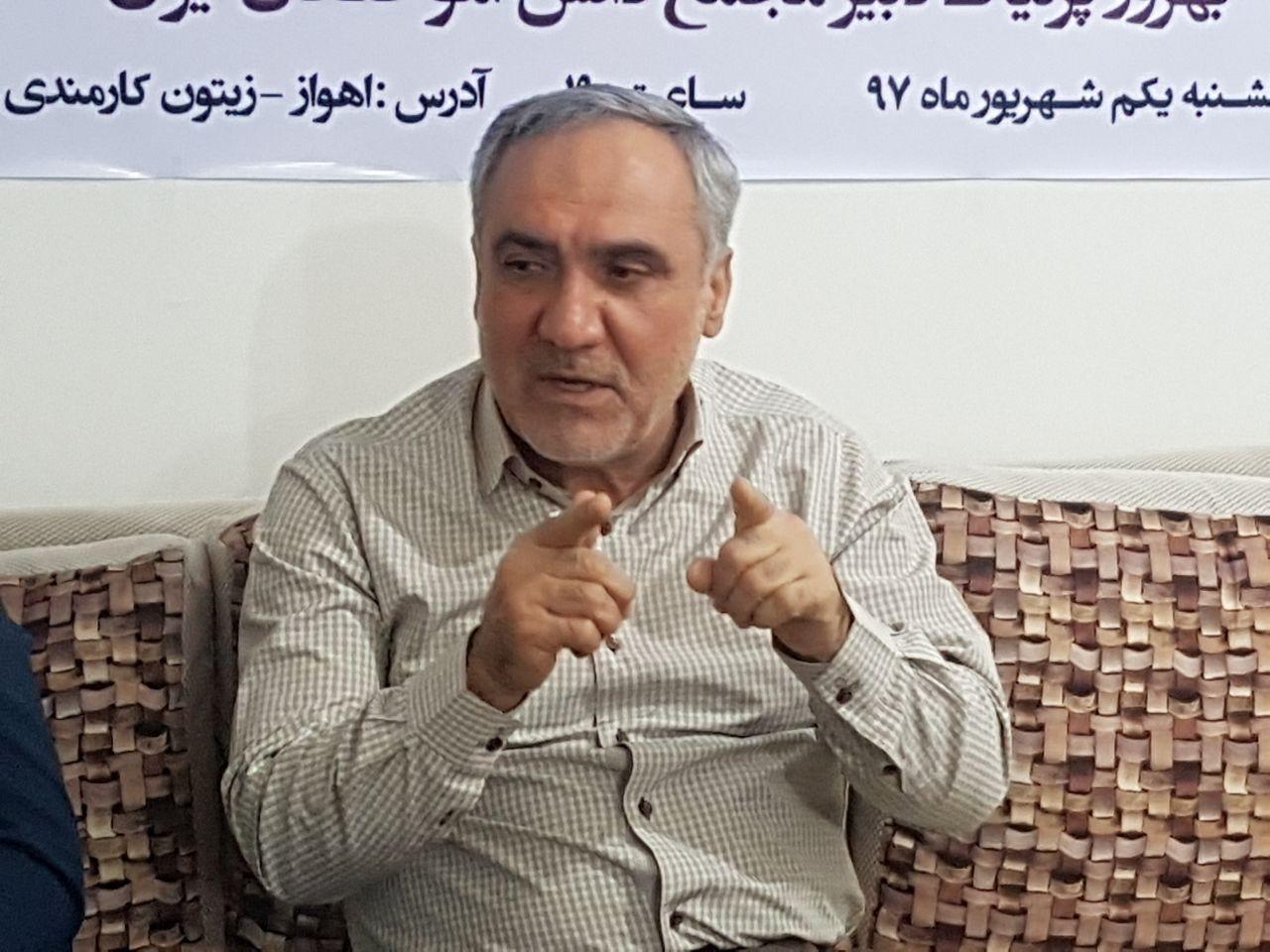 پیام تسلیت عبدالحسن مقتدایی در پی درگذشت دکتر جاسم جادری
